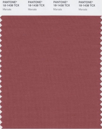 Pantone s 2015 color of the year marsala - Color pantone 2015 ...