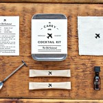 Keep Calm and Reach For This Carry-On Cocktail Kit